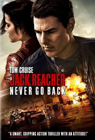 Jack Reacher: Never Go Back (2016) Main Poster