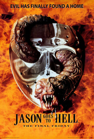 Jason Goes To Hell: The Final Friday (1993) Main Poster