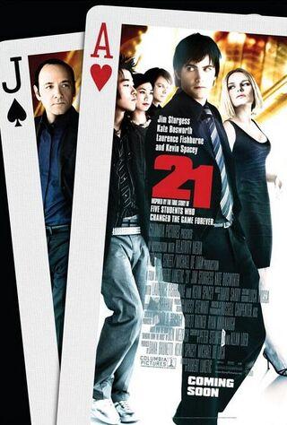 21 (2008) Main Poster