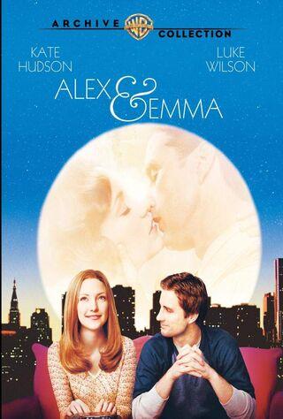 Alex & Emma (2003) Main Poster
