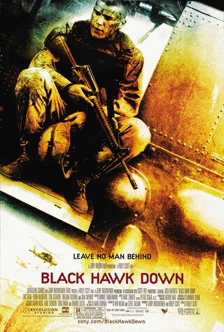 Black Hawk Down (2002) Main Poster