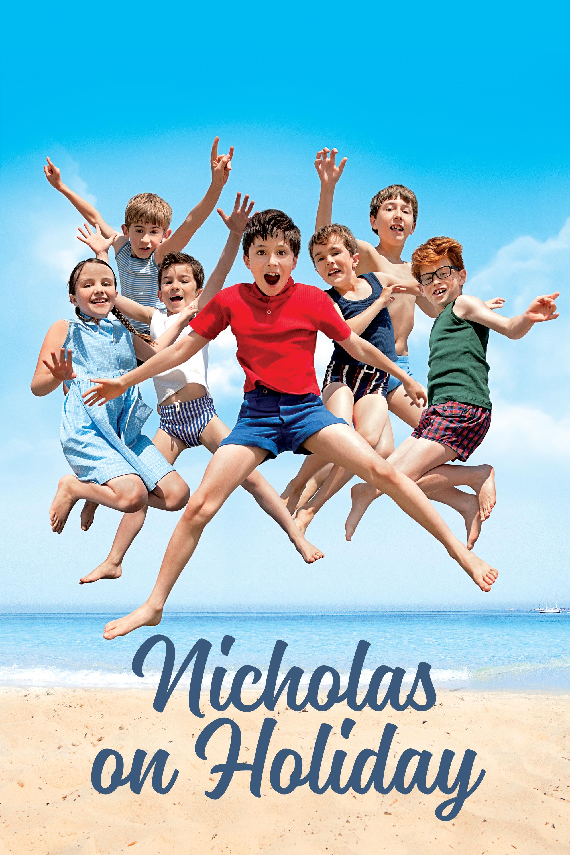 Nicholas On Holiday (2014) Main Poster