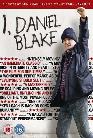 I, Daniel Blake (2017) Main Poster