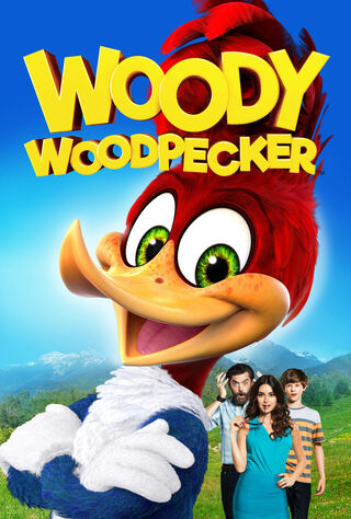 Woody Woodpecker (2019) Main Poster