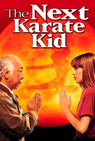 The Next Karate Kid (1994) Main Poster