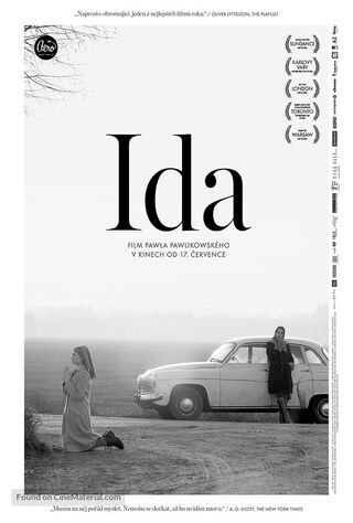Ida (2013) Main Poster