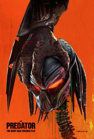The Predator (2018) Main Poster