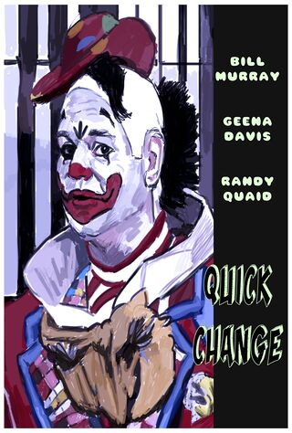 Quick Change (1990) Main Poster