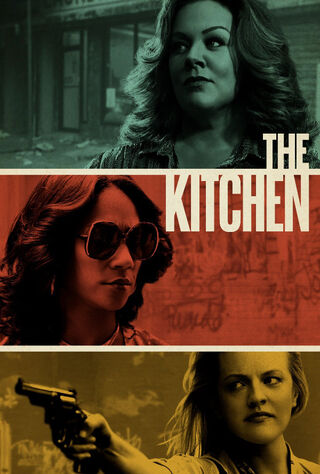 The Kitchen (2019) Main Poster