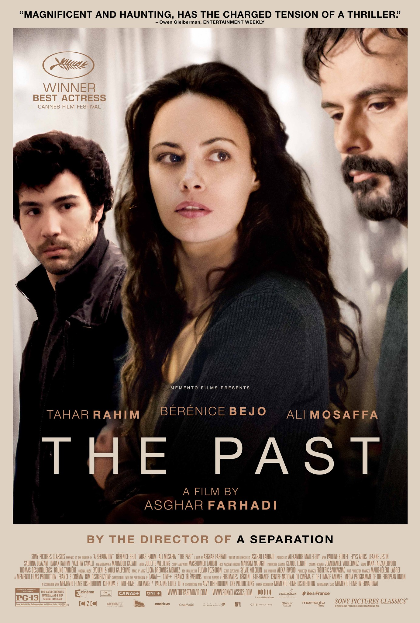 The Past (2013) Poster #2