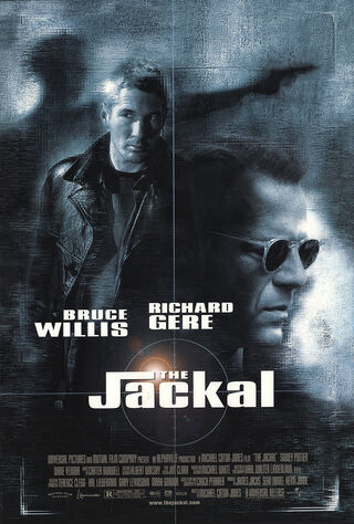 The Jackal (1997) Main Poster