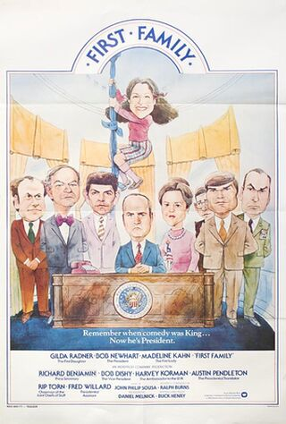 First Family (1980) Main Poster