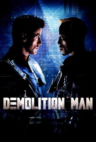 Demolition Man (1993) Main Poster