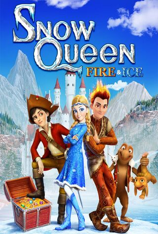 The Snow Queen (2013) Main Poster