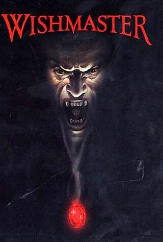 Wishmaster (1997) Main Poster