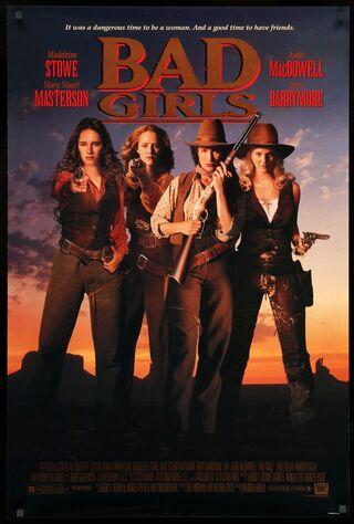 Bad Girls (1994) Main Poster