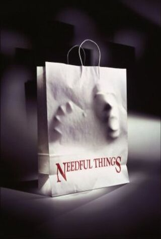 Needful Things (1993) Main Poster