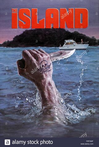 The Island (1980) Main Poster