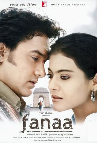 Fanaa (2006) Main Poster