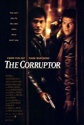 The Corruptor (1999) Main Poster