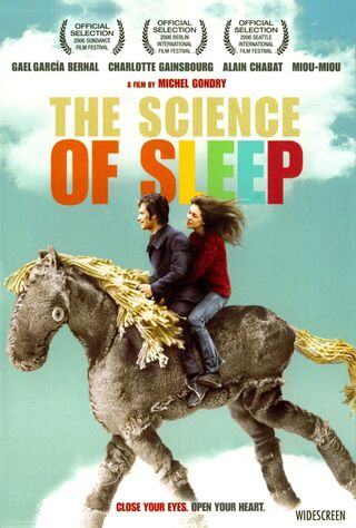The Science Of Sleep (2006) Main Poster