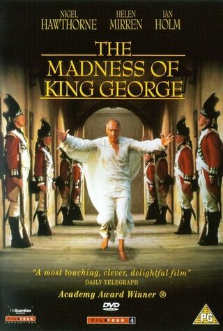 The Madness Of King George (1994) Main Poster