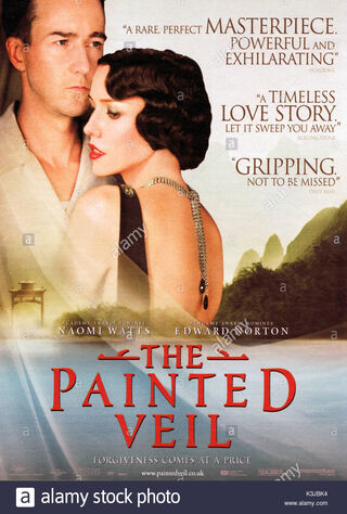 The Painted Veil (2007) Main Poster