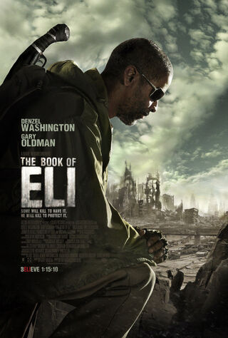 The Book Of Eli (2010) Main Poster