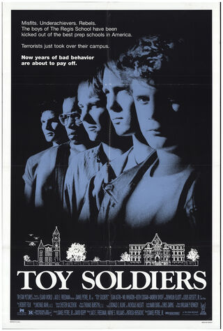 Toy Soldiers (1991) Main Poster
