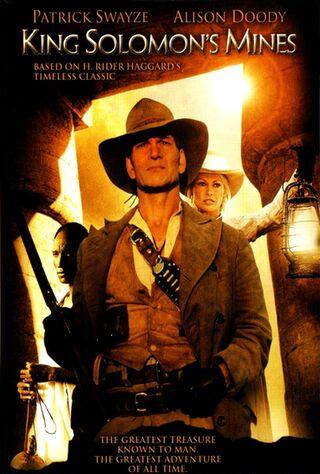 King Solomon's Mines (1985) Main Poster