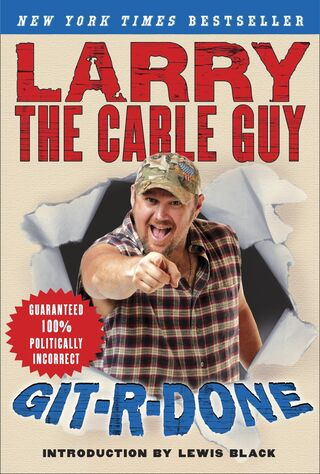 Larry The Cable Guy: Health Inspector (2006) Main Poster