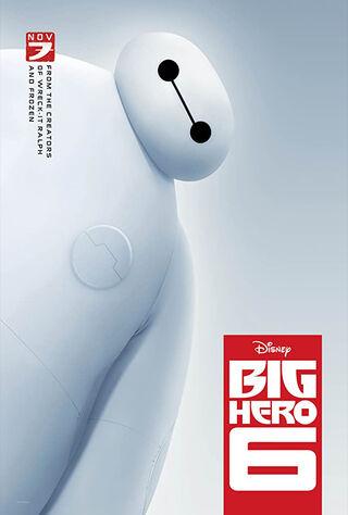Big Hero 6 (2014) Main Poster