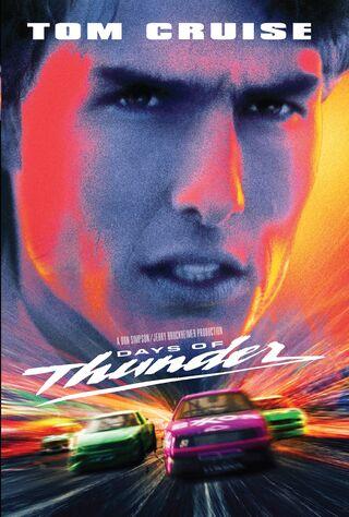 Days Of Thunder (1990) Main Poster