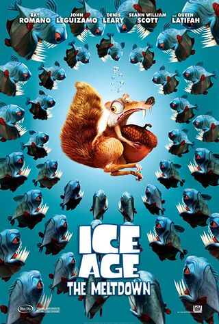 Ice Age: The Meltdown (2006) Main Poster