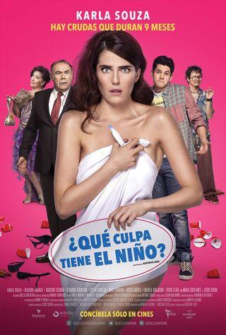 ¿Qué Culpa Tiene El Niño? (2016) Main Poster