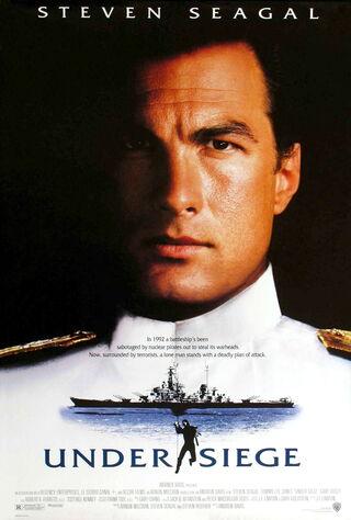 Under Siege (1992) Main Poster