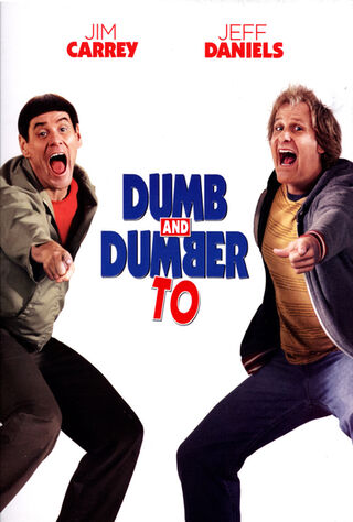 Dumb And Dumber To (2014) Main Poster