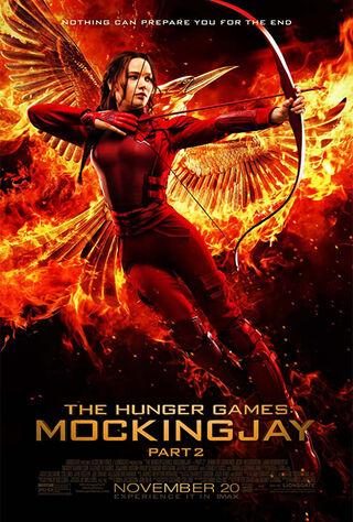 The Hunger Games: Mockingjay - Part 2 (2015) Main Poster