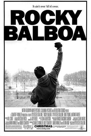 Rocky Balboa (2006) Main Poster