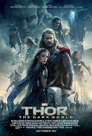 Thor: The Dark World (2013) Main Poster