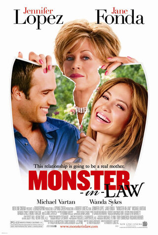 Monster-in-Law (2005) Main Poster