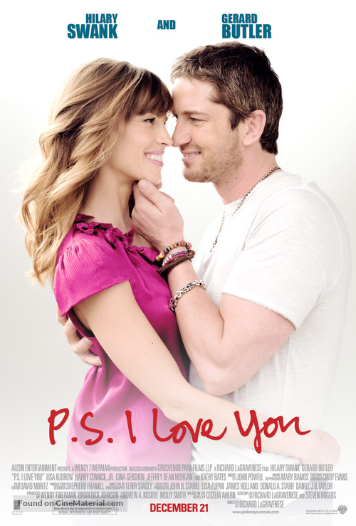 P.S. I Love You (2007) Poster #3
