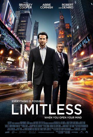 Limitless (2011) Main Poster
