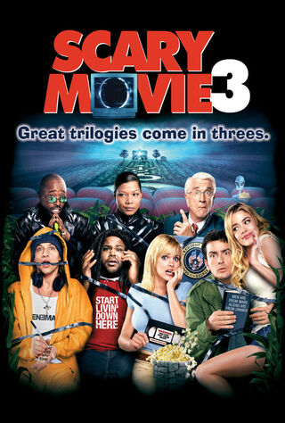 Scary Movie 3 (2003) Main Poster
