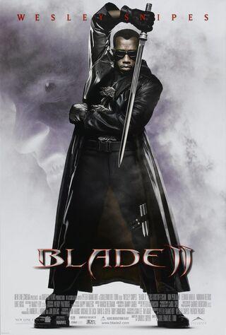 Blade II (2002) Main Poster
