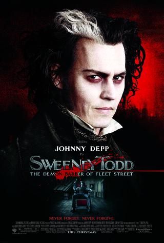 Sweeney Todd: The Demon Barber Of Fleet Street (2007) Main Poster