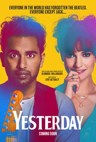 Yesterday (2019) Main Poster