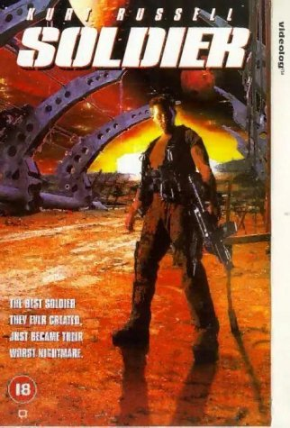 Soldier (1998) Main Poster