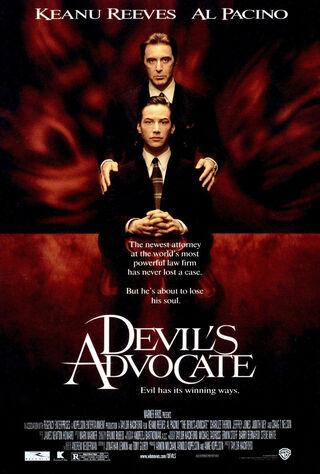The Devil's Advocate (1997) Main Poster