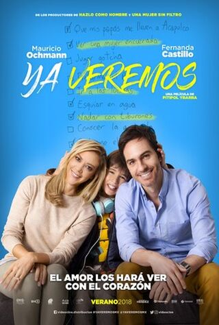 Ya Veremos (2018) Main Poster